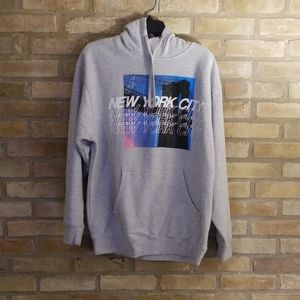 Return to sender New York , Brooklyn hoodie